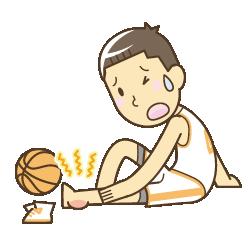 スポーツ障害 イラスト
