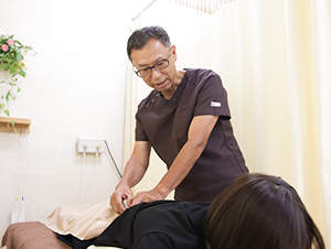 出雲 竹﨑鍼灸整骨院の妊活鍼灸施術